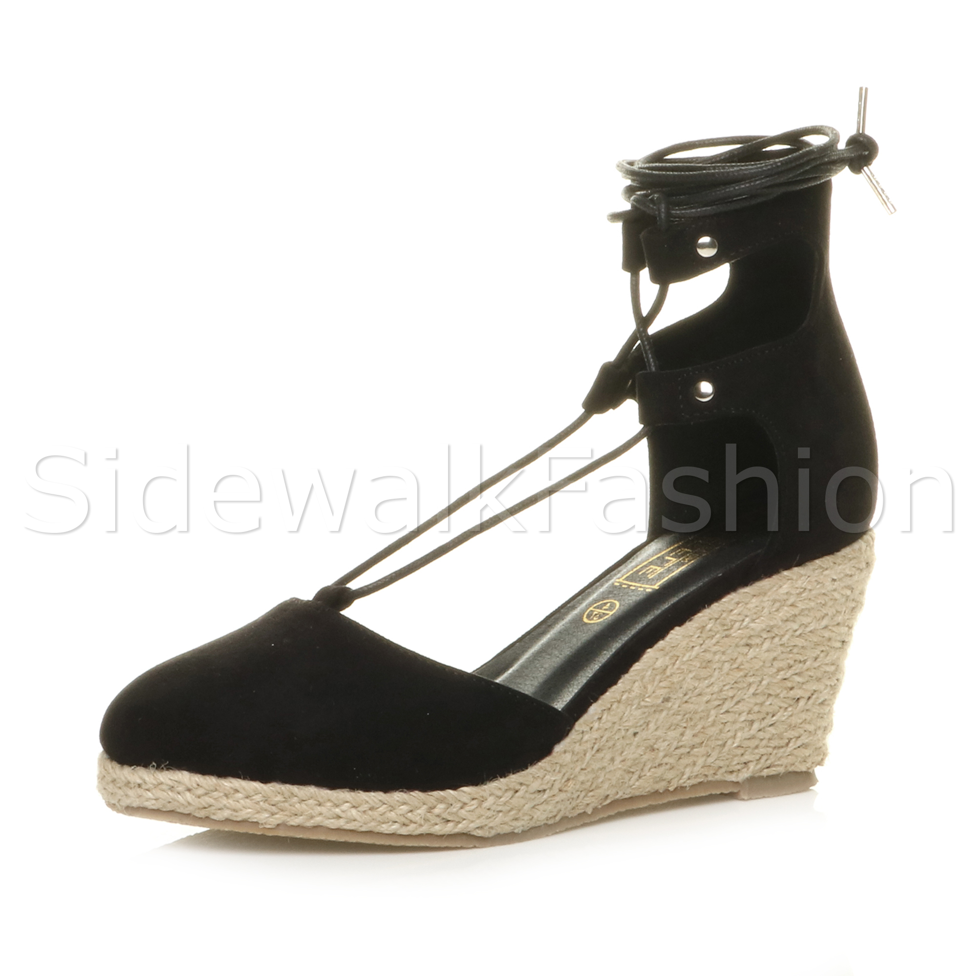Cheetah Print Wedges | Canvas Espadrilles | Espadrilles Tie Up