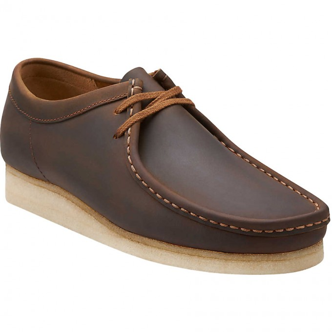 Clark Shoes Mens | Wallabies Shoe | Clarks Wallabees Men
