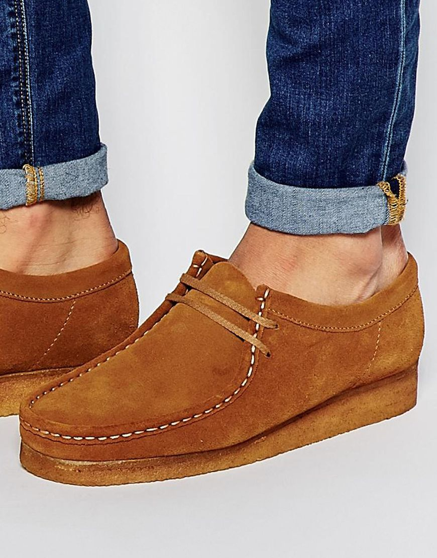 Clark Wallabee Shoes | Wallabees on Sale | Clarks Wallabees Men