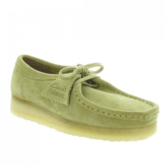 Clarks Wallabees Low | Womens Wallabees | Clarks Original Wallabee