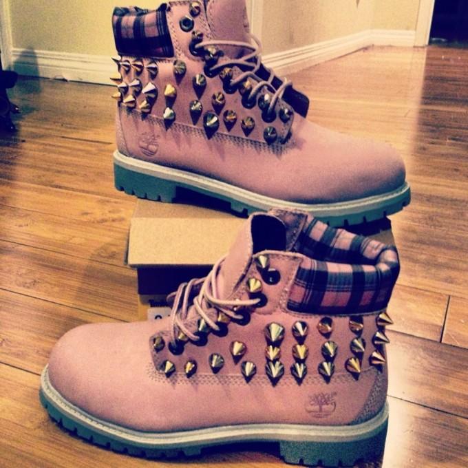 Colored Timberlands | Timberland Wheat Boots | Customize Timberland Boots