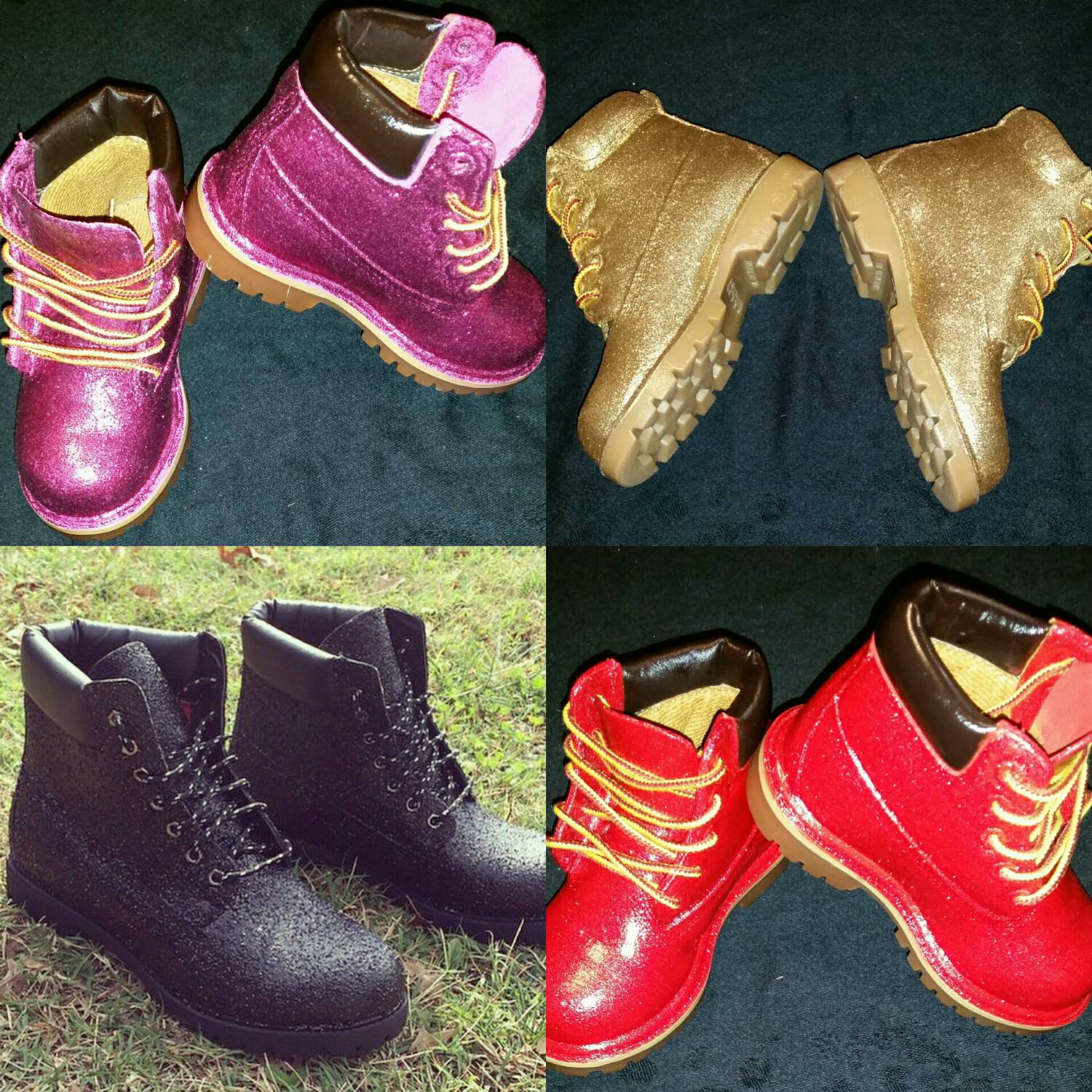 Colored Timberlands | Wheat Color Timberland Boots | Waterproof Timberlands