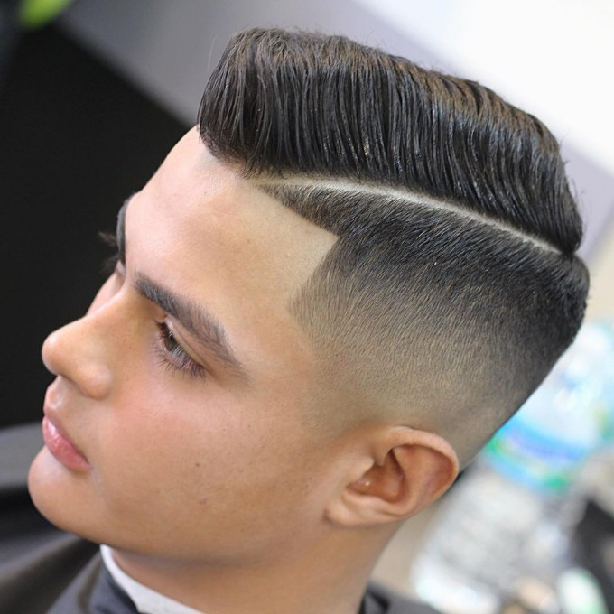 Comb Fade   Best Gel For Comb Over   Comb Over Haircut