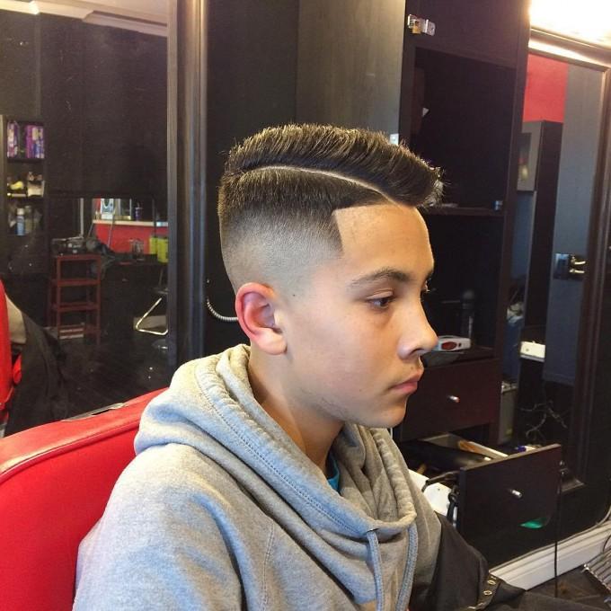 Comb Over Haircut | Comb Over Haircut Fade | Hair Cut Comb