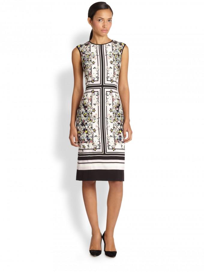Comfy Erdem Dress | Attractive Erdem Sale Dresses Design