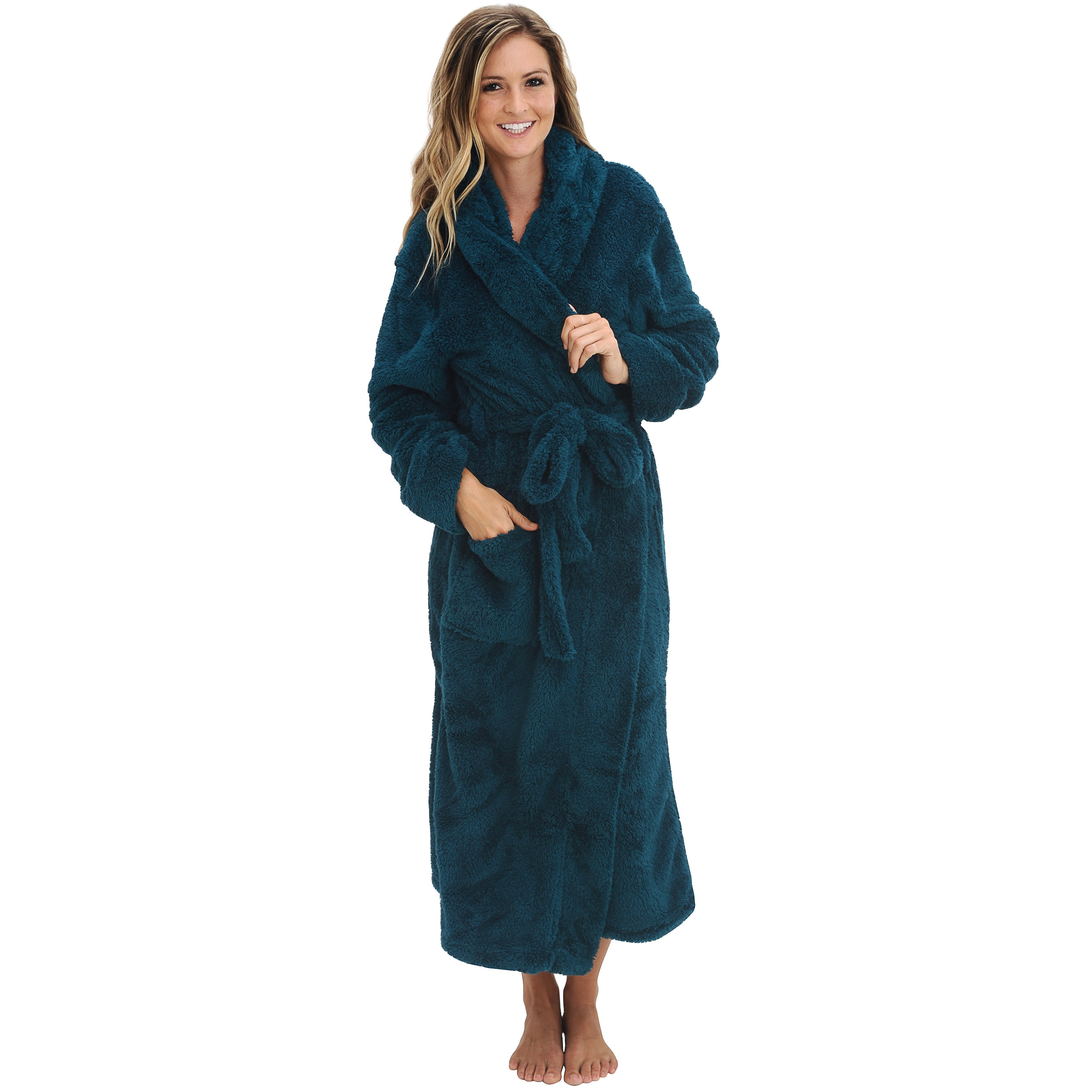 Comfy Robes | Plush Bathrobes | Monogram Bathrobe