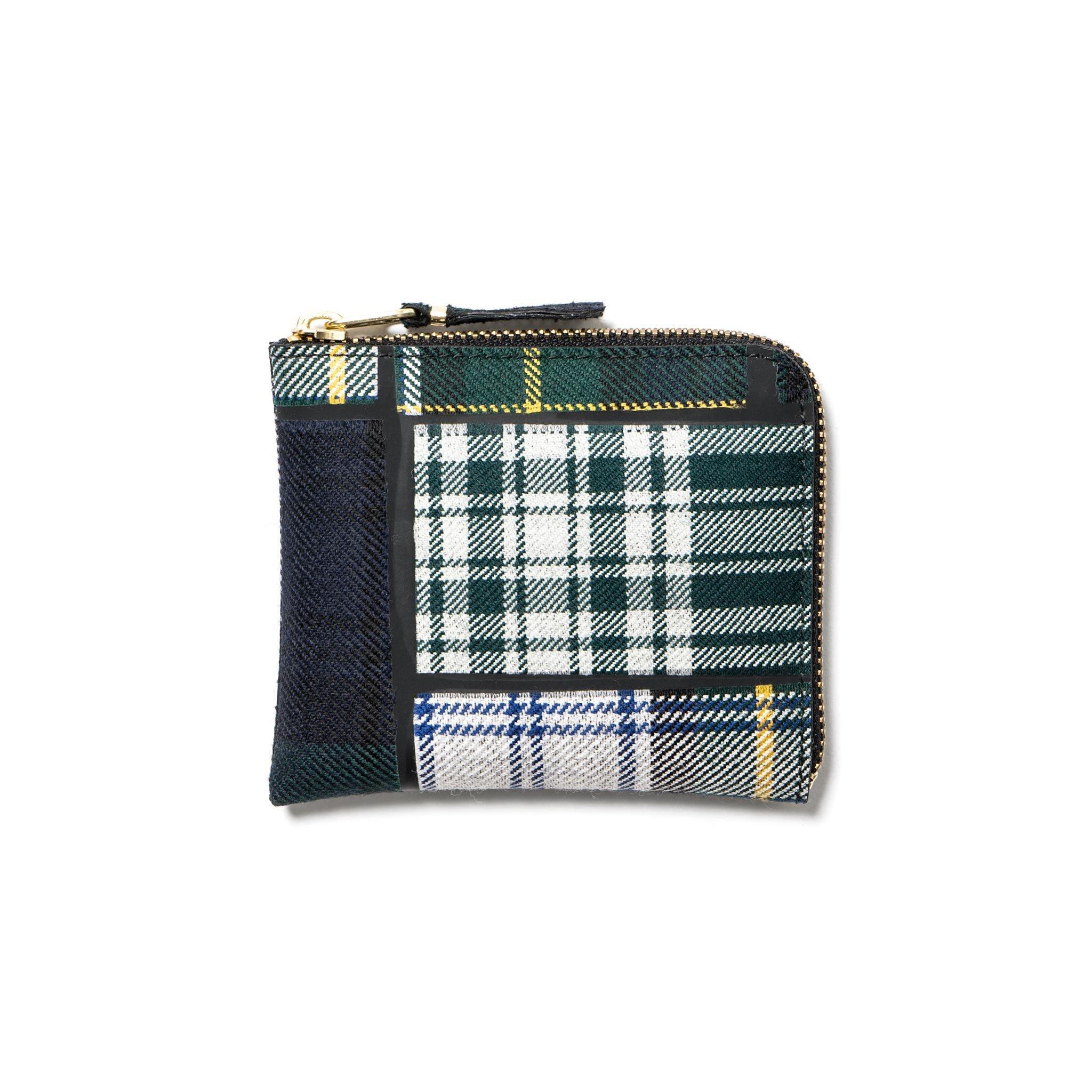 Comme De Garcons Wallet | Comme Des Garcons Embossed Wallet | Comme Des Garcons Polka Dot Wallet