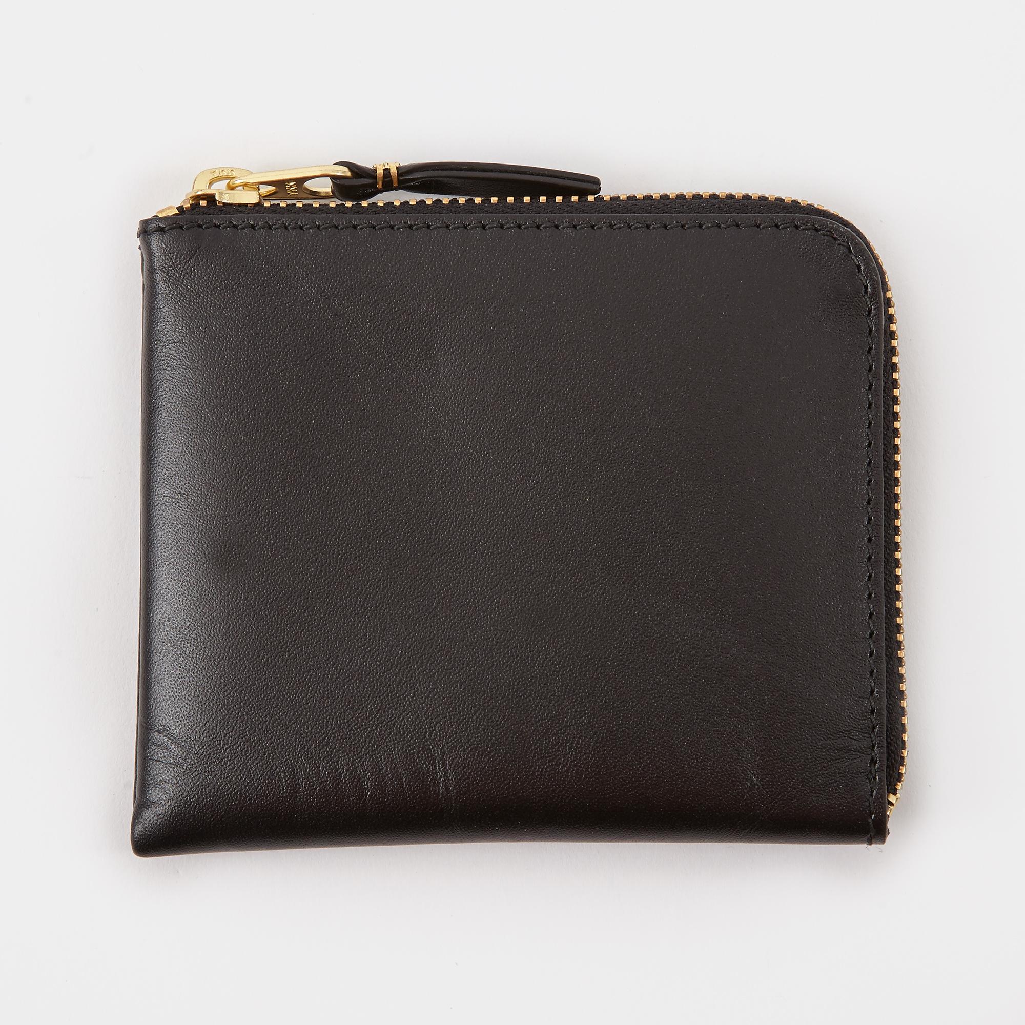 Comme De Garcons Wallet | Comme Des Garcons Leather Wallet | Comme Des Garcons Embossed Wallet