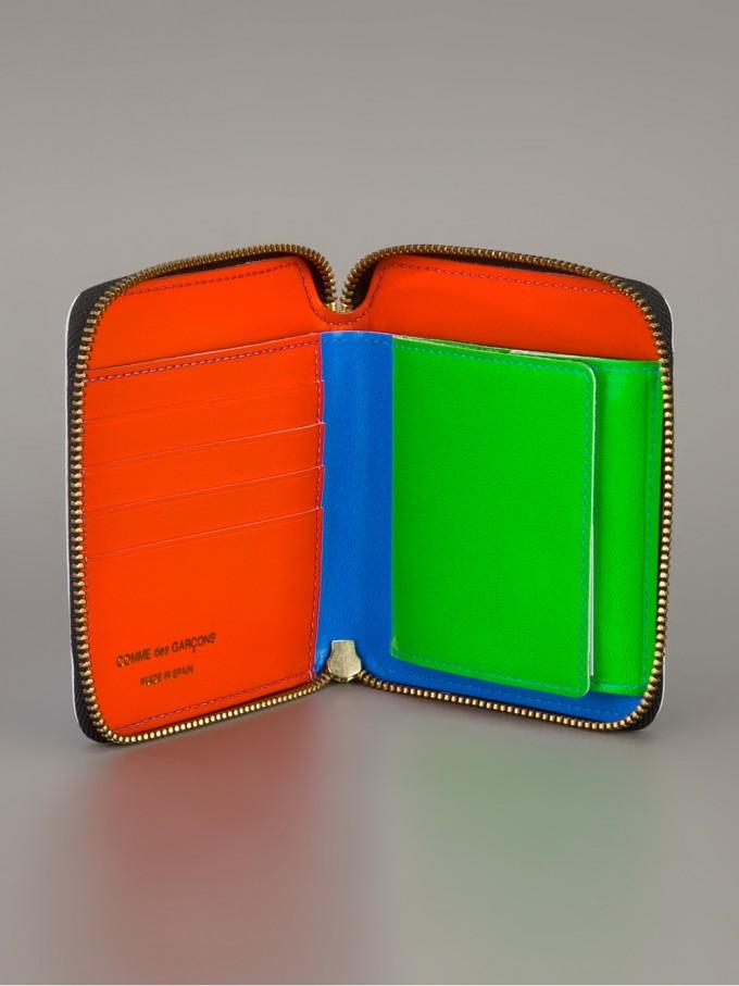 Comme De Garcons Wallet | Comme Des Garcons Purse | Comme Des Garcons Star Wallet