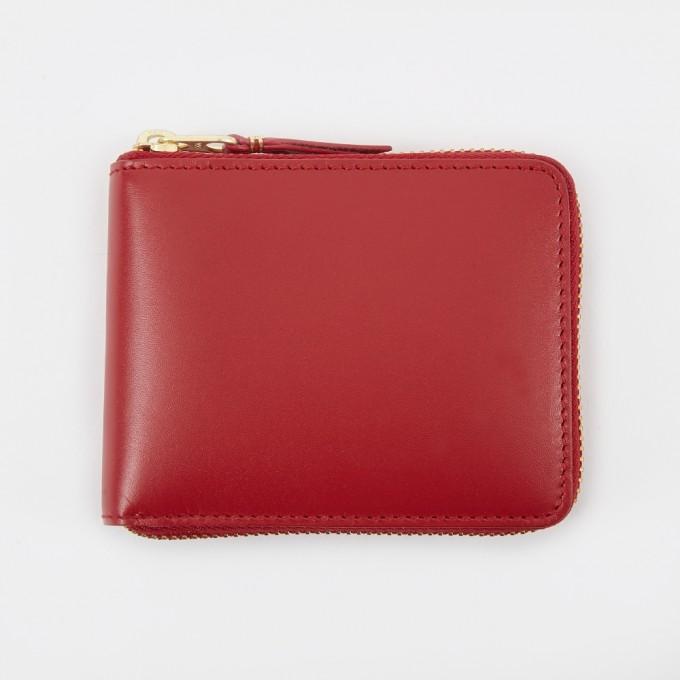 Comme De Garcons Wallet | Comme Des Garcons Zip Around Wallet | Comme Des Garcons Barneys