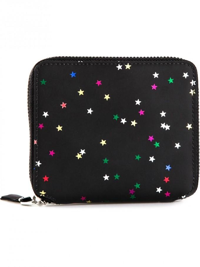 Comme Des Garcons Classic Wallet | Comme Des Garcons Star Wallet | Comme De Garcons Wallet