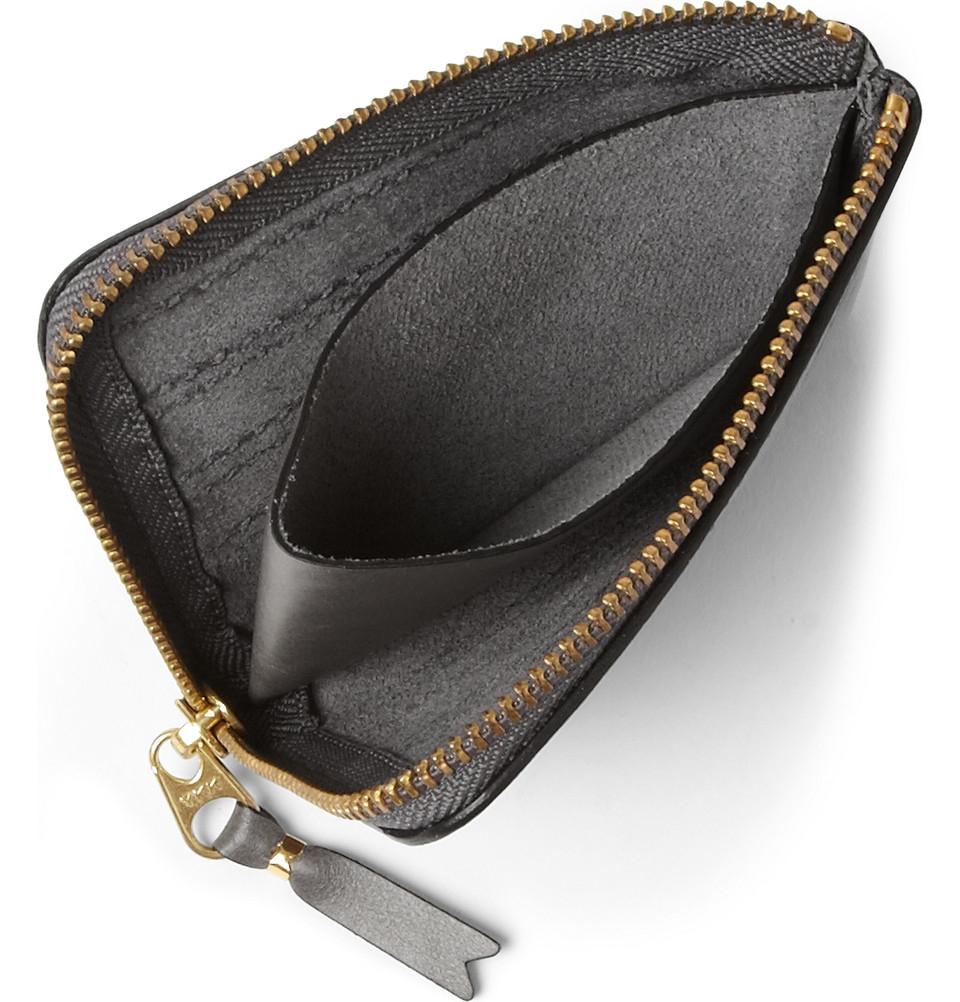 Comme Des Garcons Embossed Wallet | Comme De Garcons Men | Comme De Garcons Wallet
