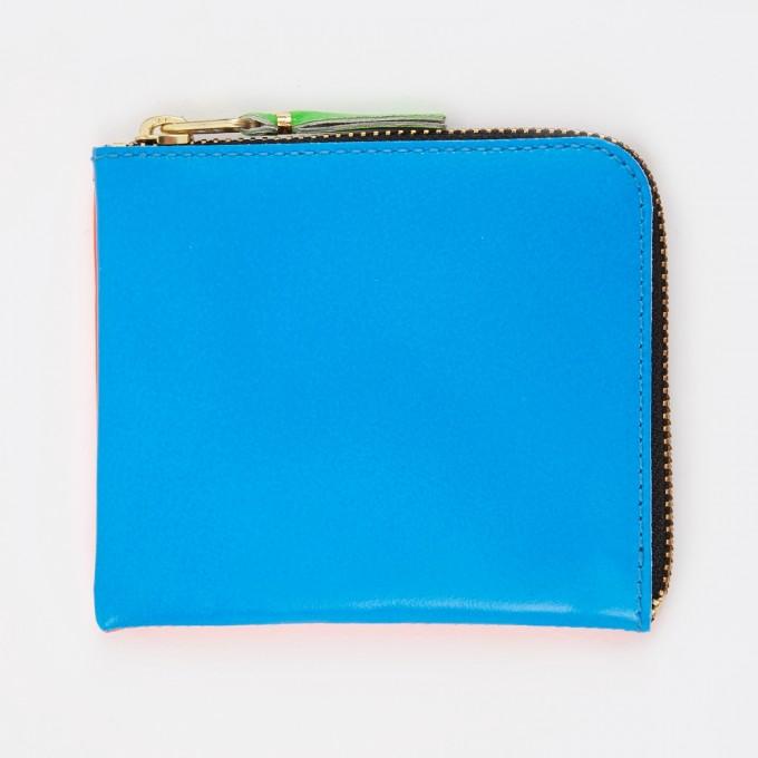 Comme Des Garcons Iridescent Wallet | Comme De Gracon | Comme De Garcons Wallet