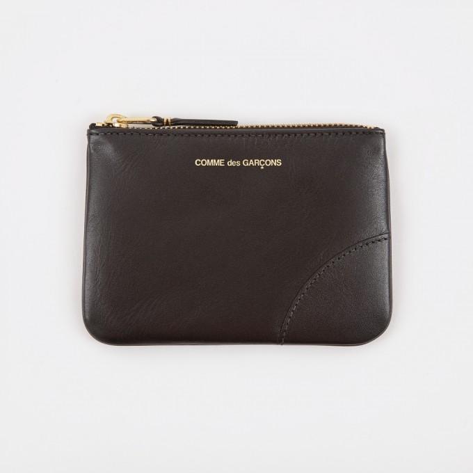 Comme Des Garcons Leather Pouch | Commes Des Garcons Wallet | Commes Des Garcons Women