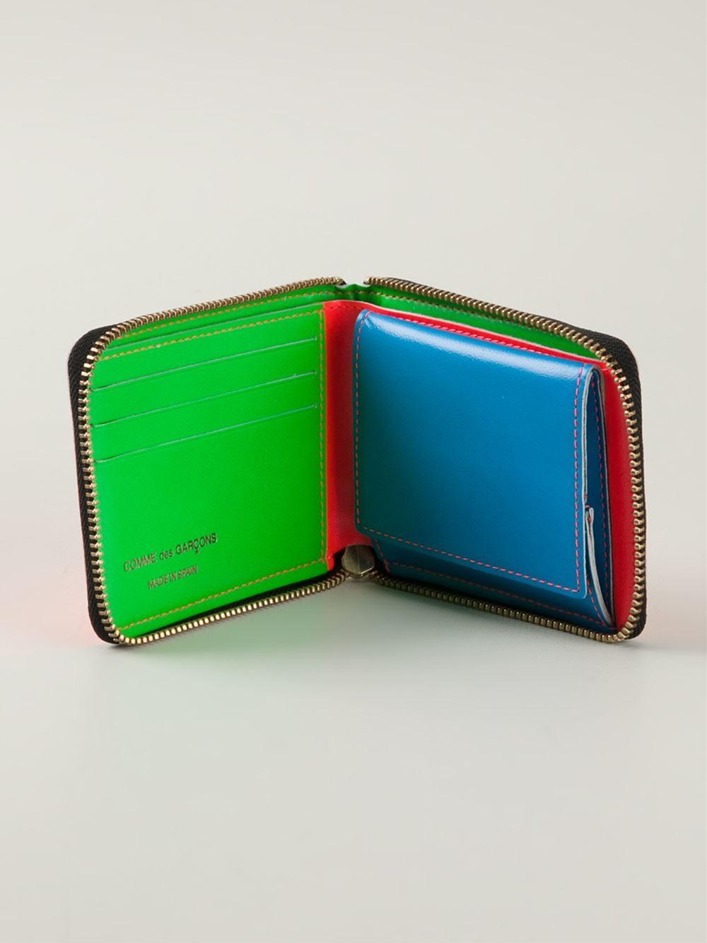 Comme Des Garcons Luxury Wallet | Comme De Garcons Wallet | Comme Des Garcons Store Los Angeles
