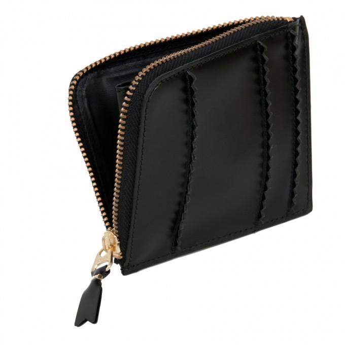 Comme Des Garcons Sa3100 Classic Wallet | Casey Neistat Wallet | Comme De Garcons Wallet