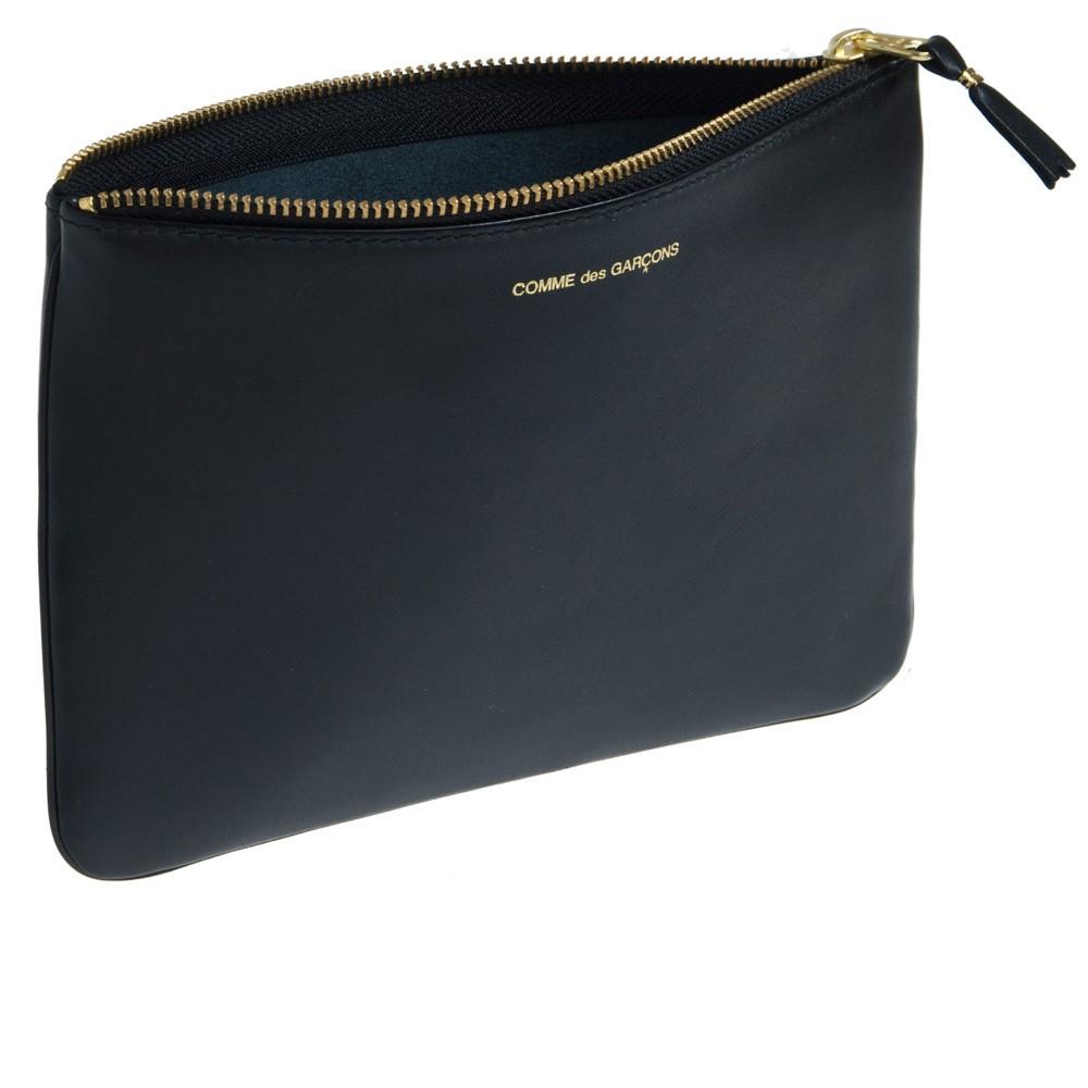 Comme Des Garcons Zip Around Wallet | Comme Des Garcons Embossed Wallet | Commes Des Garcons Wallet