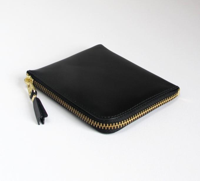 Commes Des Garcons Wallet | Cdg Zip Wallet | Comme Des Garcons Card Holder