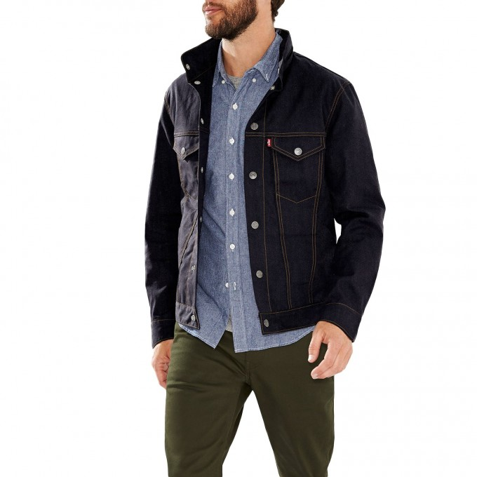 Commuter Cycling Clothes | Levis Commuter 504 | Levis Commuter Jacket