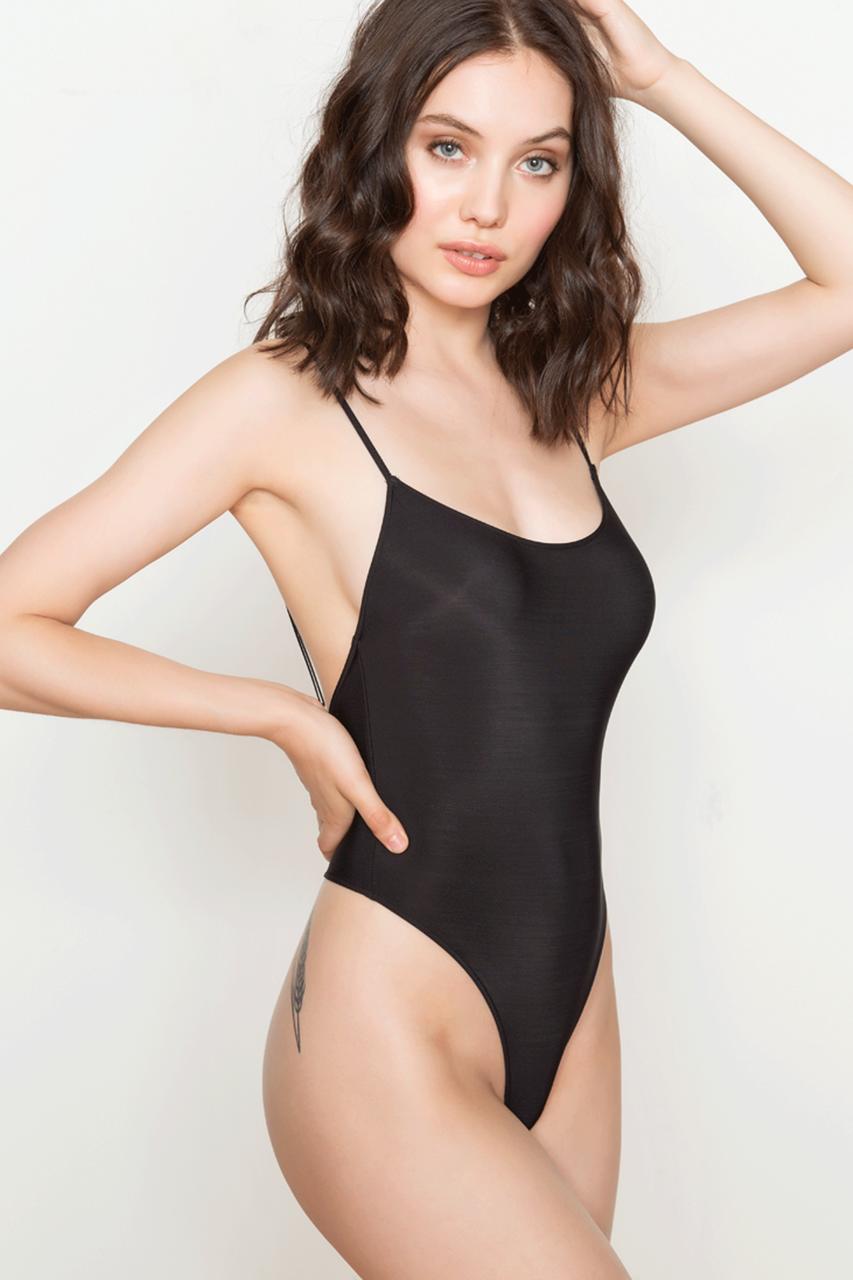 Corset Leotard | Thong Bodysuit | Long Sleeve Thong Bodysuit