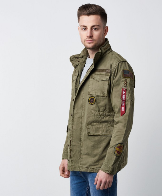 Cotton Field Coat | Barbour Waxed Cotton Jacket | Orvis Heritage Field Coat