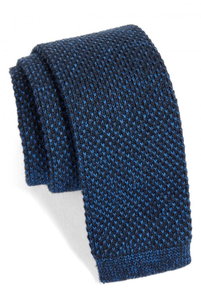 Cotton Knit Ties | Silk Knit Ties | Knit Ties