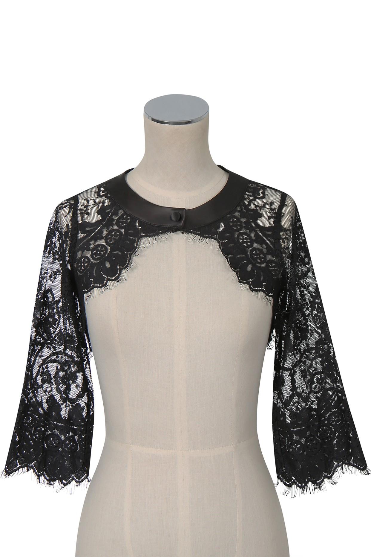 Cream Shrug | Lace Shrug | Lace Shrugs for Dresses