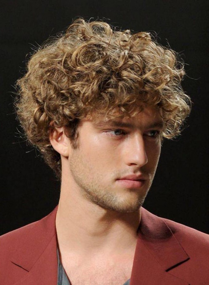 Curly Hair Guy Haircuts | Haircuts For Thick Curly Hair | Hairstyles For Men With Curly Hair