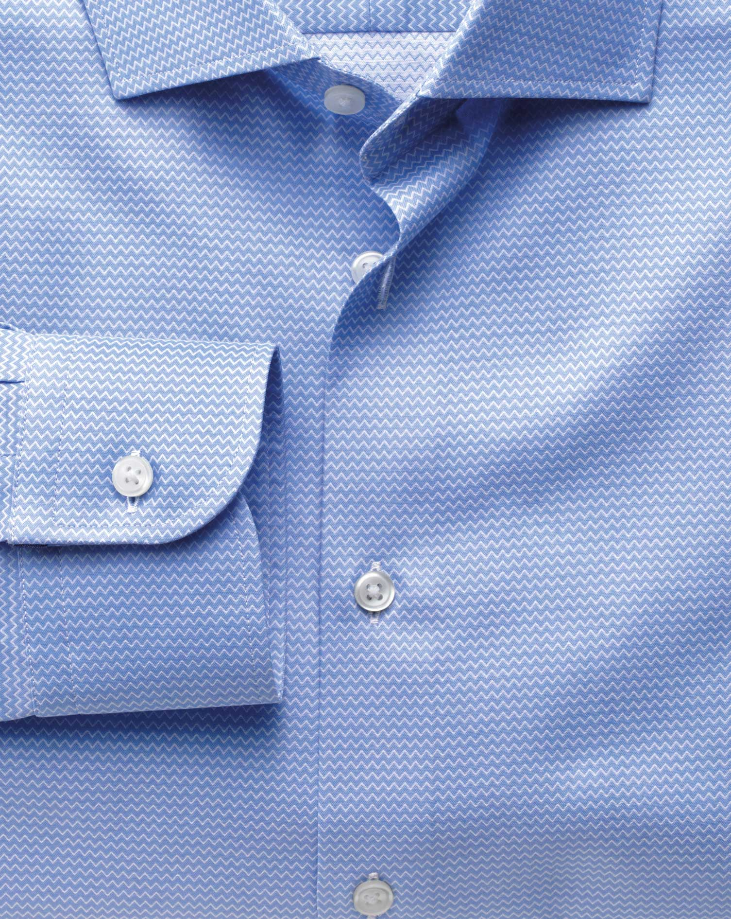 Cutaway Collar | Banded Collar Dress Shirts for Men | Mens Dress Shirt No Collar