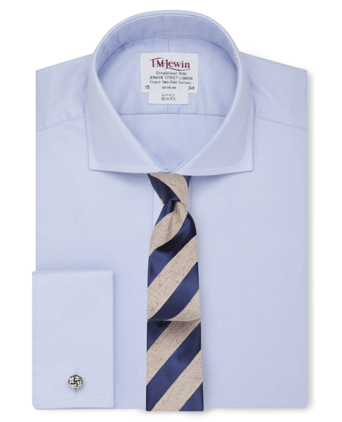 Cutaway Collar | Collared Shirts for Men | Mens Shirt Collars