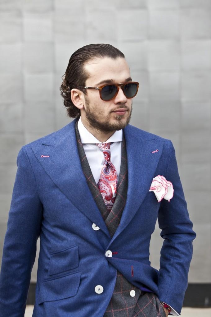 Cutaway Collar | Dress Collars | Tux Shirt Collar