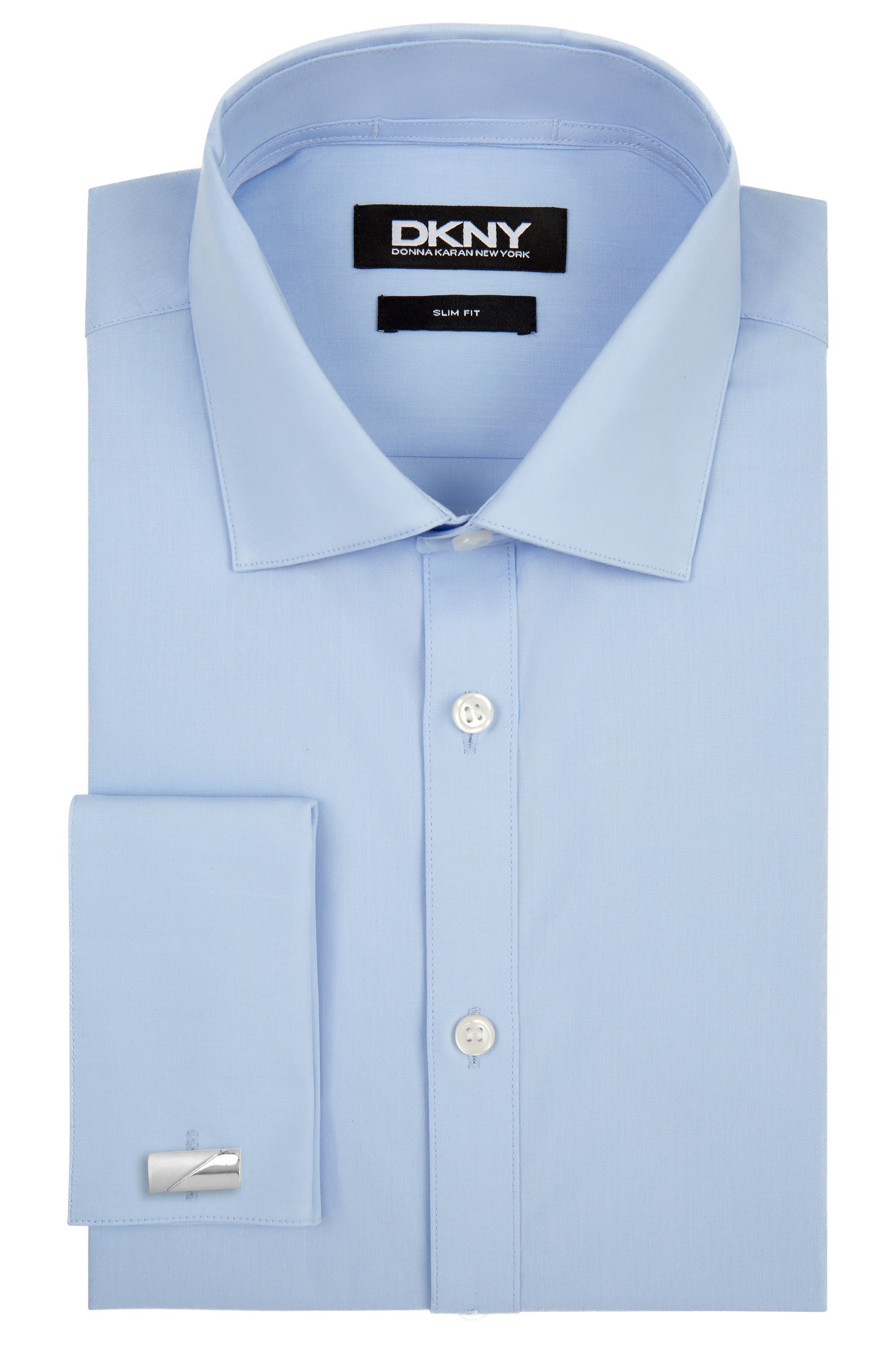 Cutaway Collar | Dress Shirts with Different Colored Collars | Curved Collar Dress Shirts
