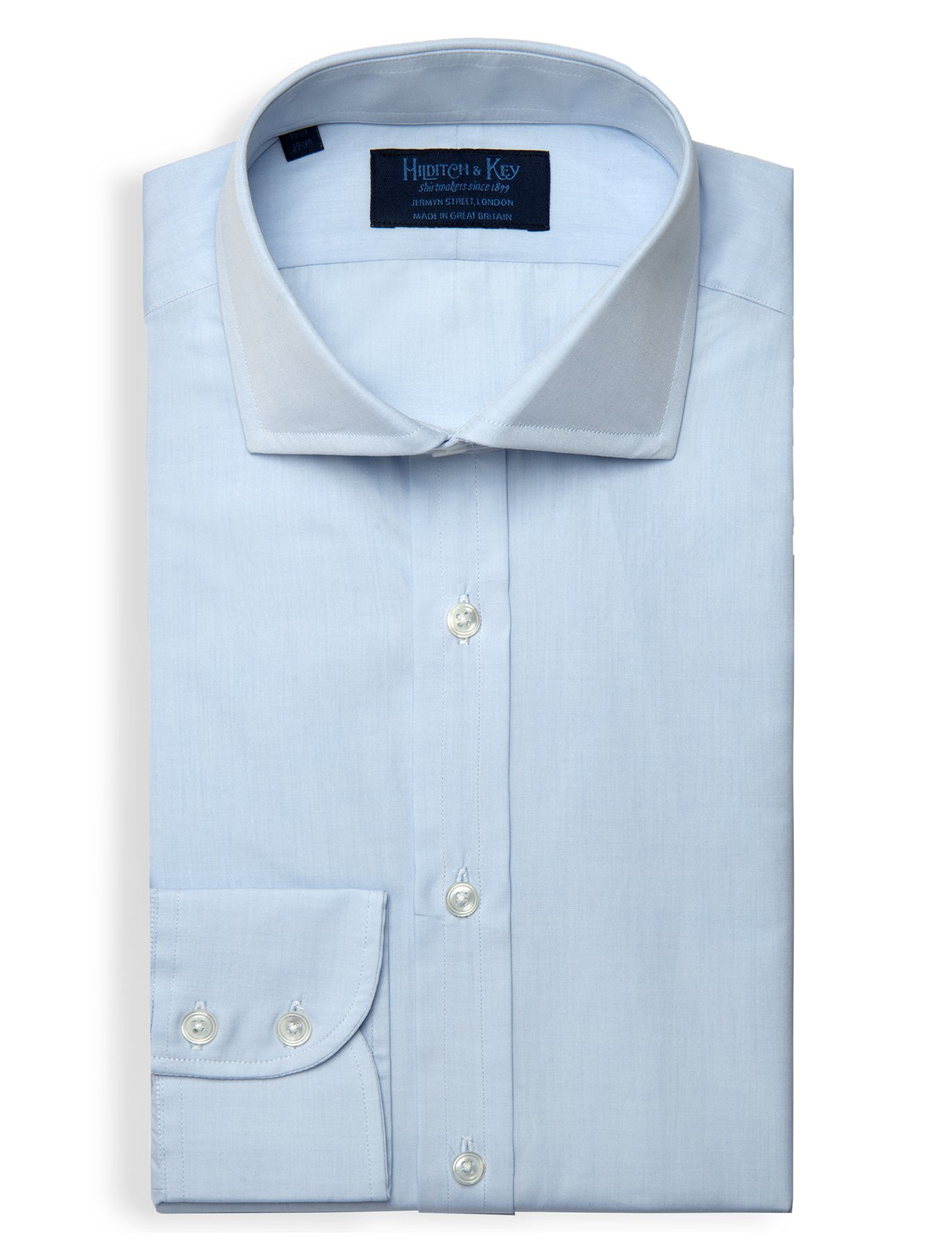 Cutaway Collar | Shirts for Bow Ties | Windsor Spread Collar