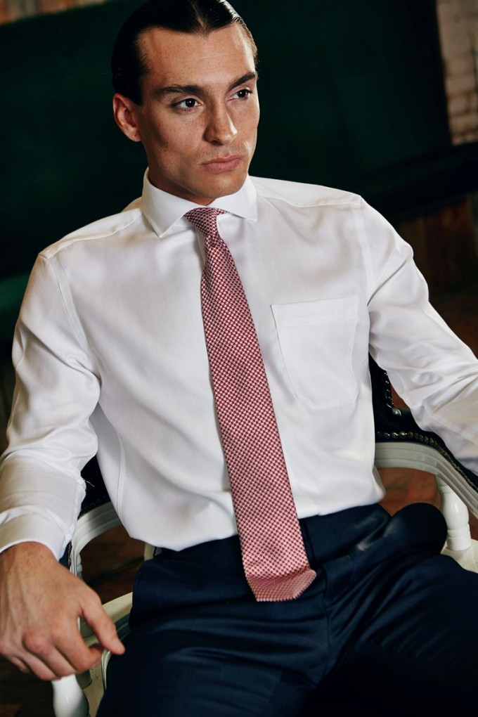Cutaway Collar   Tuxedo Shirt Vs Dress Shirt   Tuxedo Shirt Collar Types