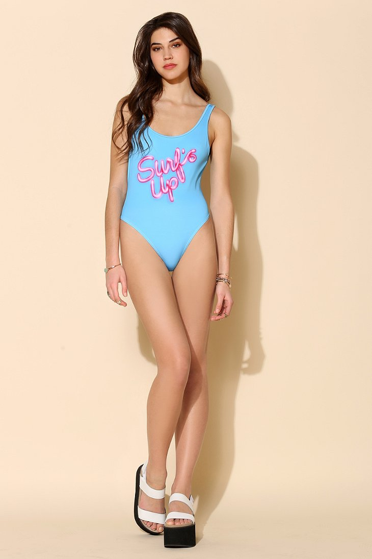 Cute One Piece Swimsuits for Women | One Piece Graphic Swimsuits | Graphic One Piece Swimsuit