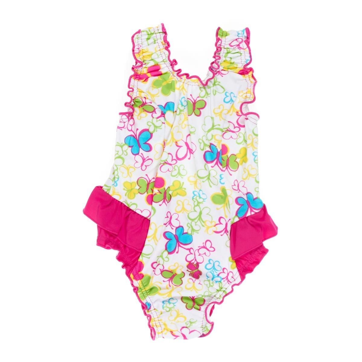 Cute Swim Suits | Topshop Swimwear | Frilly Swimsuit