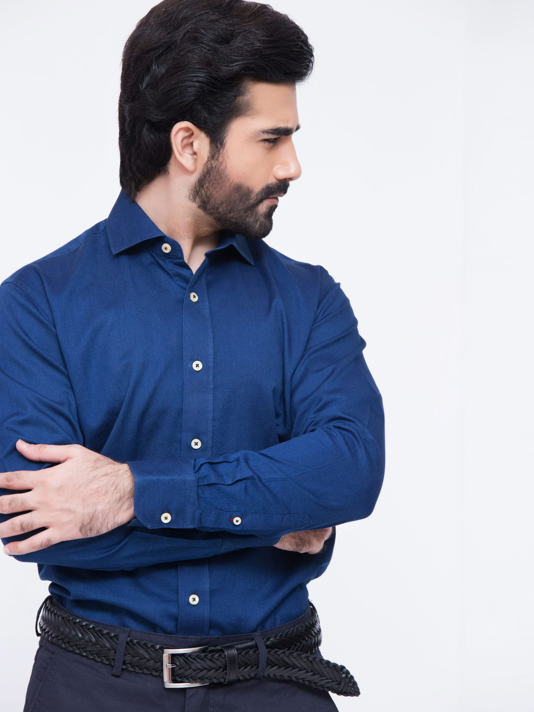 Different Types of Shirt Collars | Mens Shirt Collars | Cutaway Collar