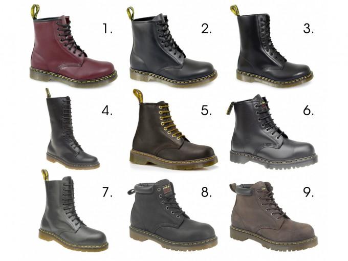 Docs Boots | Doc Martens Womens Boots | Doc Marten Boots Mens