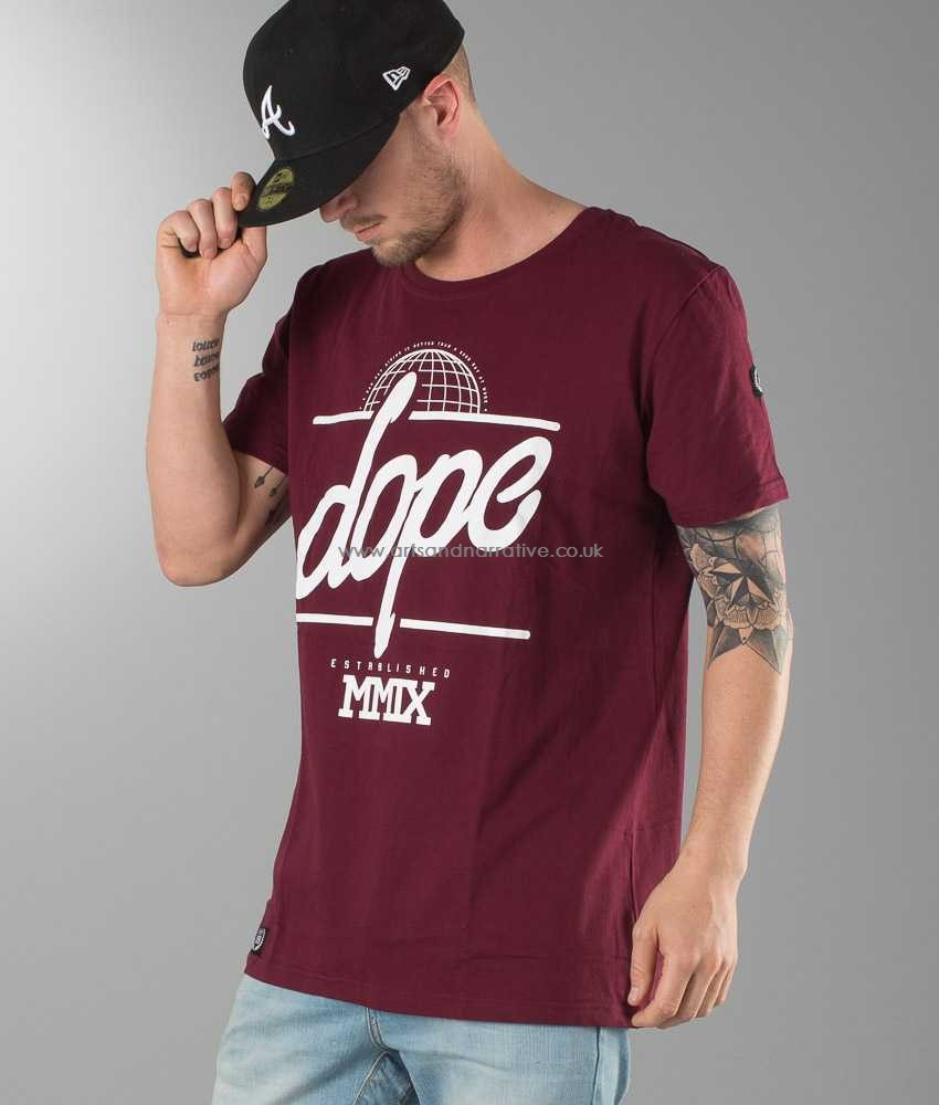 Dope Shirts | Be Young Be Dope Be Proud Shirt | Streetwear Stores