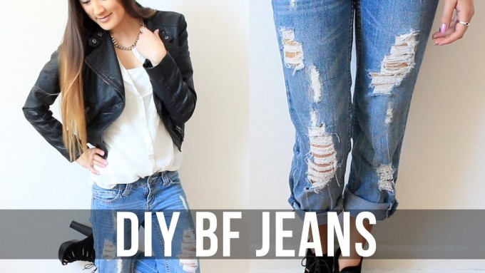 Drainpipe Jeans | Slim Jeans For Big Thighs | How To Make Jeans Skinnier