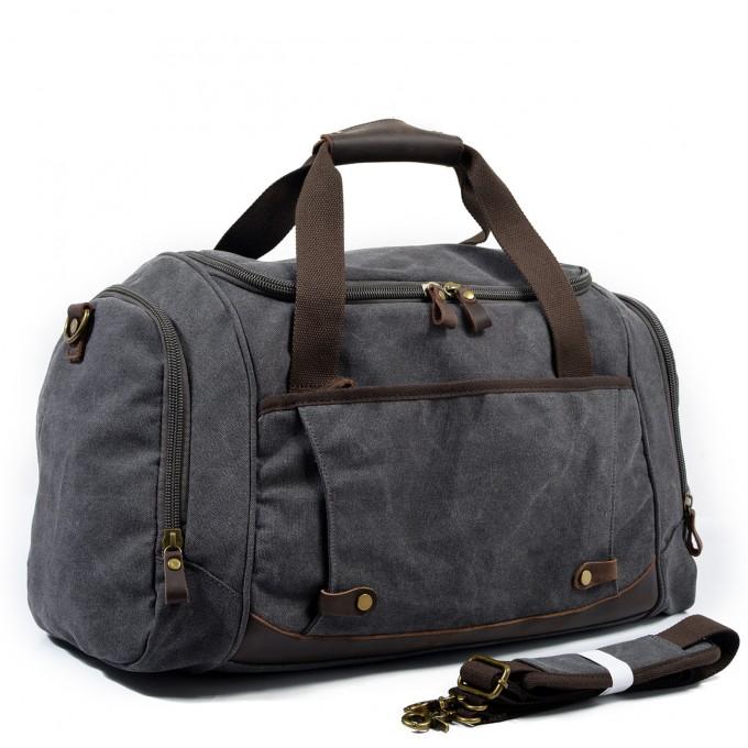 Duffle Bag For Men | Weekender Bag With Shoe Compartment | Weekender Bag For Men