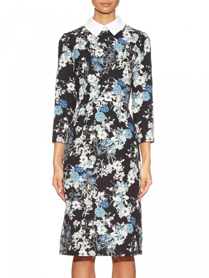 Engaging Erdem Cecile Dress | Cool Erdem Dress