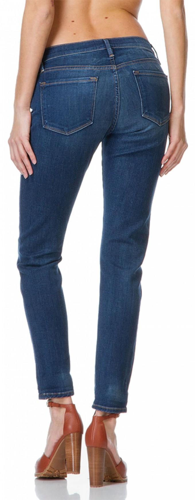 Engaging Slouchy Slim Jeans Designs | Stunning Frame Denim Le Garcon