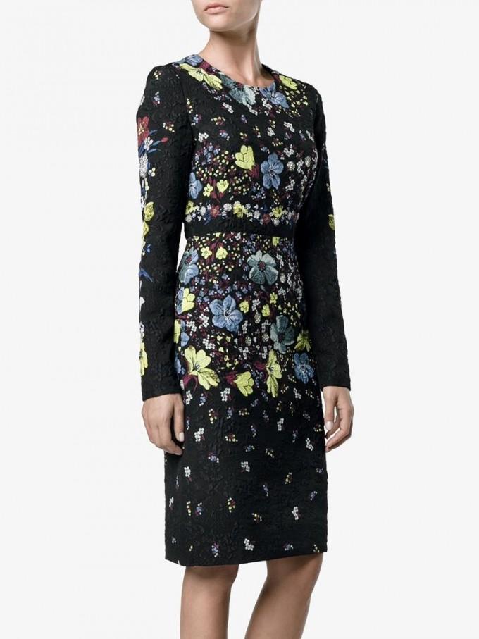 Entrancing Erdem Dress | Enticing Erdem Prints