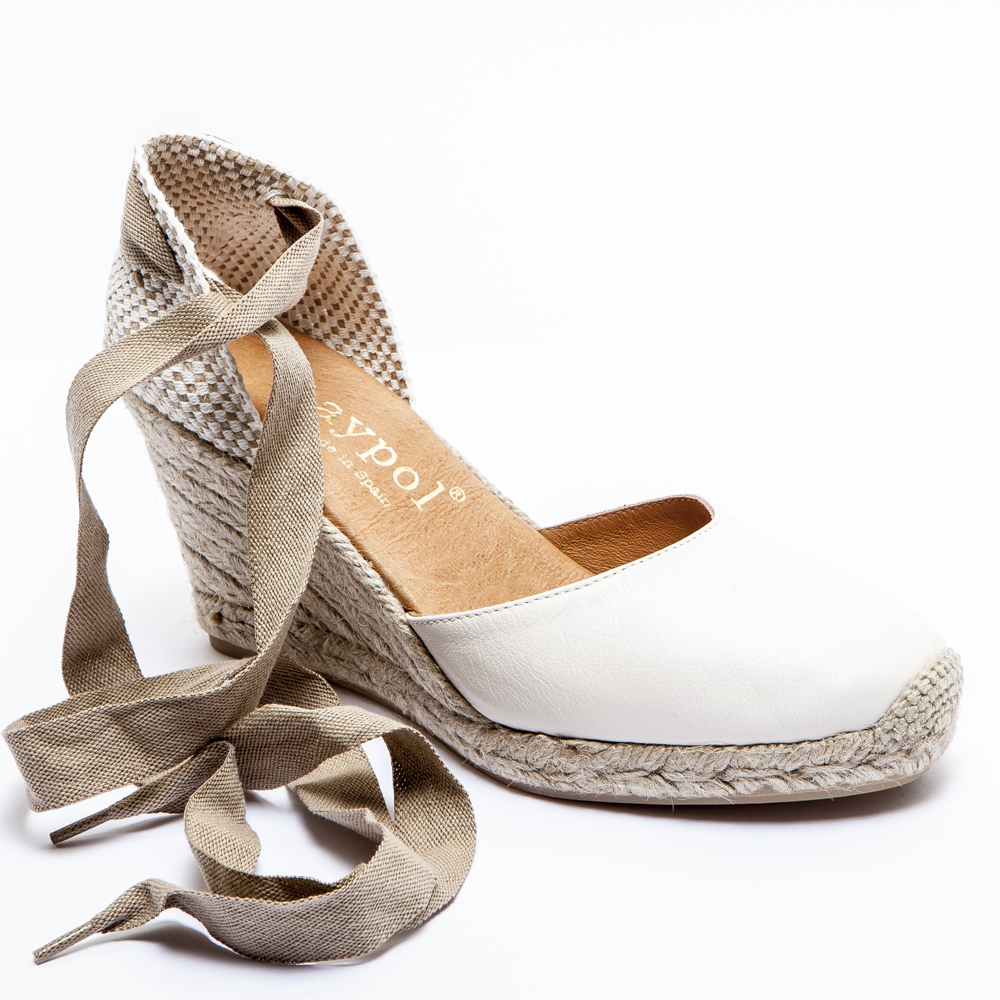 Espadrilles Tie Up | Canvas Espadrille Wedges | Soludos Nyc