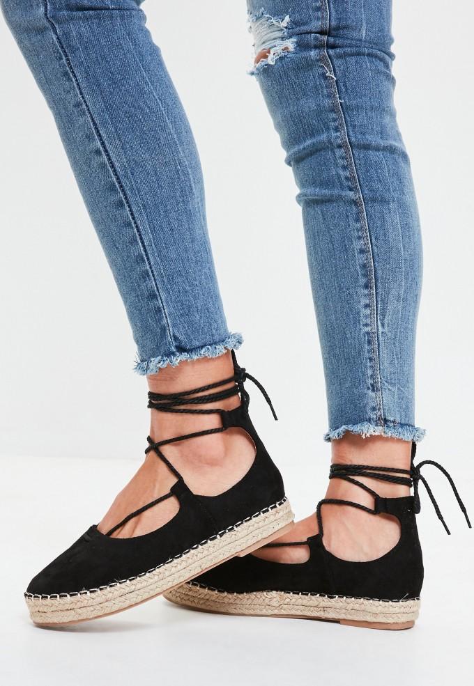 Espadrilles Tie Up | Nordstrom Platform Sandals | Fabric Espadrilles