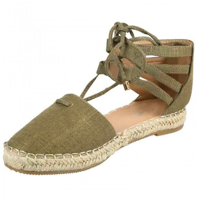 Espadrilles Women | Espadrilles Tie Up | Platform Espadrille Sneakers