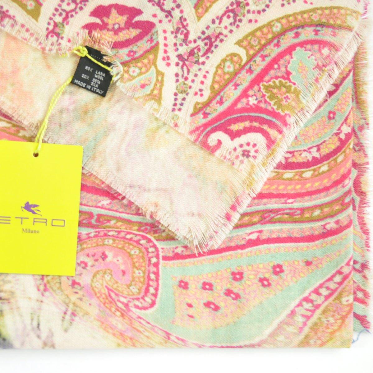 Etro Scarf | Etro Paisley Shirt | Etro Clothes
