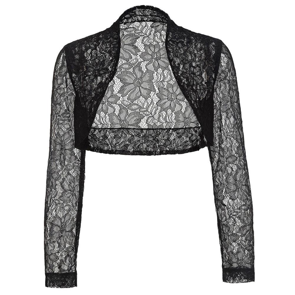 Evening Shrugs and Boleros | Lace Shrug Knitting Pattern | Lace Shrug