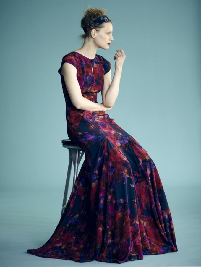 Excellent Erdem Uk | Winsome Erdem Dress